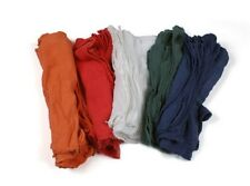 100 INDUSTRIAL SHOP TOWELS RAGS,WITH 5 COLOR CHOICES FREE SHIPPING BUY IT NOW