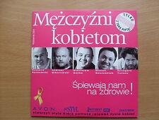 CD Mężczyźni kobietom-Rynkowski*Sikorowski*Soyka*Szcześniak*Turnau