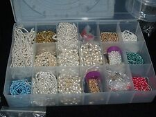 Crafting Beads MANY!  Nice Lot!  LOT 2