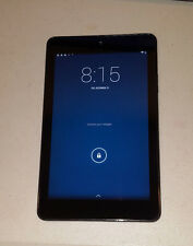 DELL VENUE 8 (TO2D) 16GB BLACK ANDROID TABLET