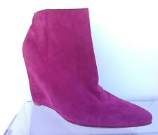 Cole Haan Verdi  Winery Ankle Bootie Womens size 8.5 B
