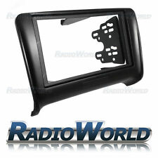 Audi TT MKII Double Din Stereo Radio Fascia Facia Panel Plate Surround Adaptor