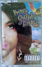 PRINCE - GRAFFITI BRIDGE - WARNER BROTHERS - CASSETTE TAPE - STILL SEALED