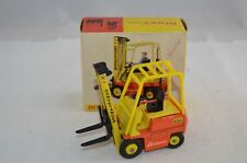 Dinky Toys 404 Conveyancer Fork lift Truck very near mint in box