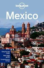 Lonely Planet Mexico (Travel Guide)-ExLibrary