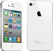 Original Apple iPhone 4S - 32GB -Blanco (Desbloqueado) Smartphone Móviles libres