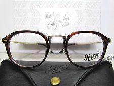 Persol 3168-V Calligrapher Edition 24 48/22 occhiale da vista NUOVO ORIGINALE