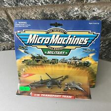 19981999#GALOOB MICRO MACHINES MILITARY TRANSPORT TEAM #MOSC CARDED