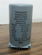 Hisonic Magnetic Amplifier 20 Gain made for Rockwell Collins Autopilot