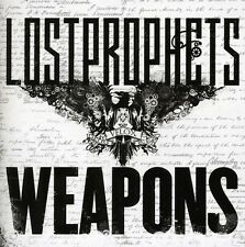 Weapons - Lostprophets (2012, CD NIEUW)
