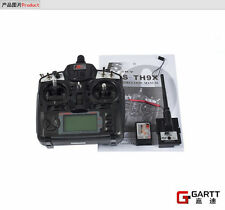 FlySky FS-TH9X-B 2.4G 9 Channel Transmitter Radio & Receiver for RC Heli