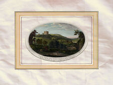 Conisborough Castle Yorkshire England Lambert Of Lewes Basire 1782 Photo Print A