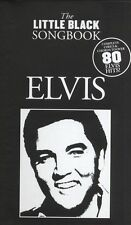 LITTLE BLACK SONGBOOK ELVIS Suspicious Minds In the Ghetto Guitar CHORD BOOK