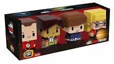 Big Bang Theory Pixel Figure Pack - Sheldon Flash, Raj, Howard and Bernadette