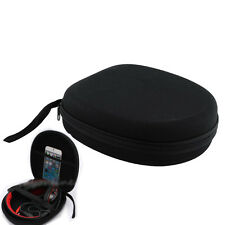 Black Carrying Hard Case Storage Bag box protector For Sony headset Headphone