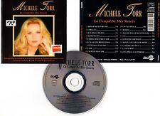 """MICHELE TORR """"La Compil De Mes Succès"""" (CD) 1991"""