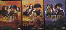 RARE INTEGRALE NAPOLEON - 3 DVDs - CHRISTIAN CLAVIER 2002