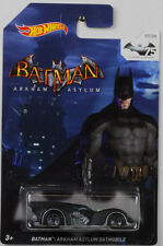 Movie Batman 75 years Batmobile Arkham Asylum 1:64 Hot Wheels