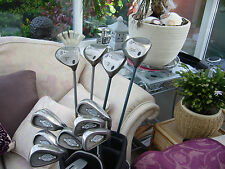 USATO Callaway Donna Golf Set Big Bertha X12 grafite ferri da stiro, boschi, Putter, + BAG