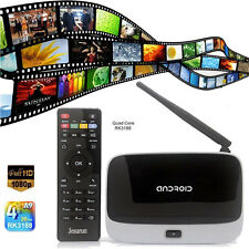 CS918 Android 4.4.2 TV BOX Quad Core 8G Fully loaded 1080P for XBMC/Kodi US