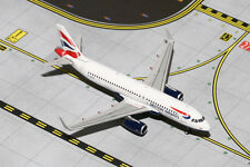 GEMINI JETS BRITISH AIRWAYS AIRBUS A320 1:400 DIE-CAST MODEL AIRPLANE GJBAW1410