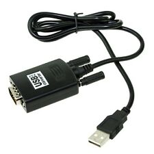 USB 2.0 to RS232 RS-232 Serial  PL2303 Cable Adapter Converter for Win 7 8 MAC