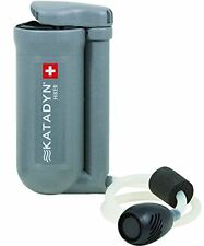 Katadyn Hiker Microfilter Filter System Camping Backpacking Hiking 39444-CHE-1