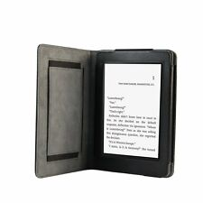 Amazon Kindle Paperwhite Case JKase Premium Quality faux leather Cover 2012-2015