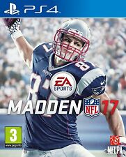 Madden NFL 17 (PS4) BRAND NEW SEALED PLAYSTATION 4