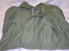 Vintage Vietnam Era M51 Military Coat Olive Drab Field Jacket Original U S Army