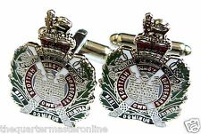 KOSB Kings Own Scottish Borderers Cufflinks