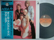 ABBA MAMA MIA / JAPAN WITH OBI