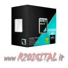 PROCESSORE AMD ATHLON II X2 260 BOX 3.2 Ghz AM3 CPU DUAL CORE con DISSIPATORE