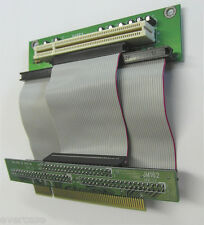 ECE1290, ATX MICRO220 MICROPCI6RIS 32bit Flexible Ribbon PCI Riser Card extender