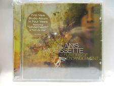 ALANIS MORISETTE FLAVORS OF ENTANGLEMENT CD NEU & OVP 093624993544   REGAL4