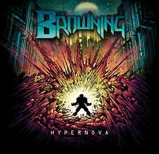 "The Browning ""Hypernova"" CD - NEW"
