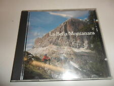 CD  LA BELLA MONTANAR