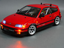 1/12 ABC Hobby RC CAR HONDA CRX GEN 2 Grid Chassis Front Wheel Drive  RTR