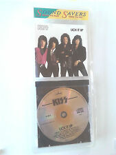 Kiss ~ LICK IT UP ~ cd 1983 NEW LONGBOX(long box)Gene Simmons.Paul Stanley