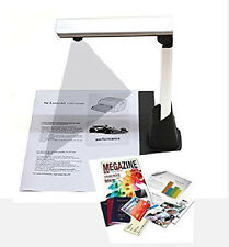Portatile High-Speed A3 A4 A5 Documento Foto Libro Video Cam Scanner