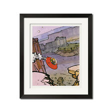 Calvin and Hobbes Great Adventure Poster Print