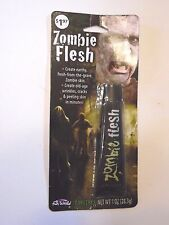 Zombie Flesh in a Tube 1 ounce Makeup Trick or Treat Halloween Costume