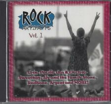 ROCK ARTIFACTS VOL. 1 SPIRAL STARECASE More Today Than Yesterday OLDIES NEW CD