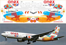 1/200 PAS-DECALS.laser decal Boeing 767-800 Anex Tour Zvezda Revell