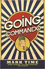 Going Commando New Paperback Book Mark Time