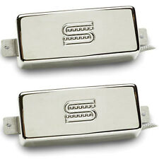 Seymour Duncan SM-1 Vintage Mini Humbucker neck & bridge set NEW free shipping!
