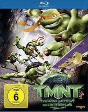 § Blu-ray * TMNT - TEENAGE MUTANT NINJA TURTLES # NEU OVP
