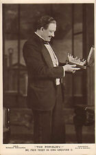 the popinjay - mr fred terry as king christain 11 . beagles card .1911