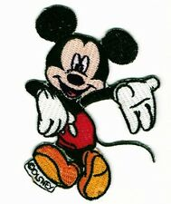 Mickey Mouse - Disney - Aufnäher / Patch / Badge - Neu - #9024 - Aufbügler