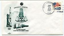 1965 Project Gemini 2nd Spacecraft Flown Cape Kennedy Florida Canaveral NASA USA